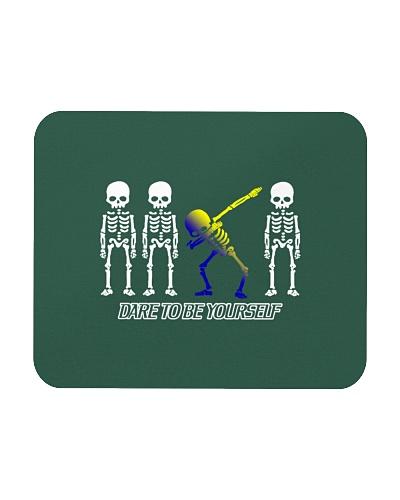 Down syndrome Skull Tshirt