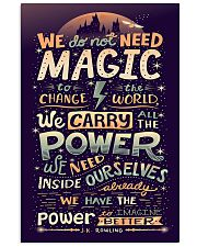 J-K-ROWLING QUOTES 16x24 Poster front