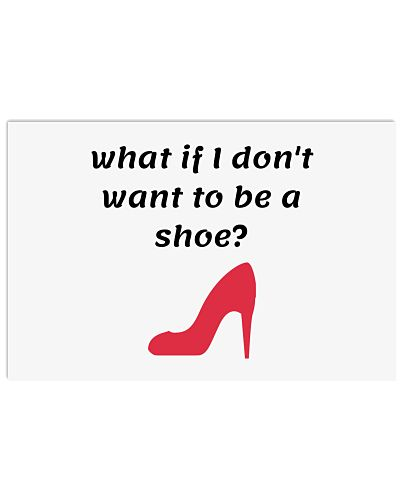 friends rachel what if i don't want to be a shoe