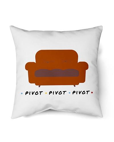 Friends TV show PIVOT sofa couch