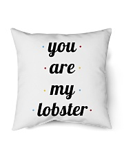 """FRIENDS TV SHOW you are my lobster Indoor Pillow - 16"""" x 16"""" thumbnail"""