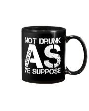 NOT DRUNK Mug thumbnail