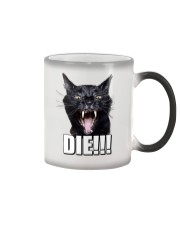 Sylvester DIE Color Changing Mug color-changing-right