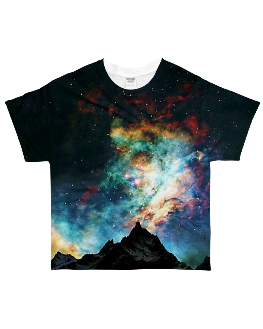 Outer Space All-over T-Shirt