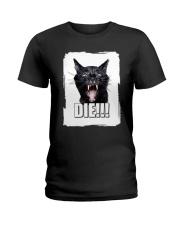 Sylvester DIE Ladies T-Shirt thumbnail