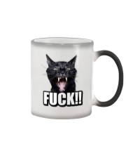 Sylvester FUCK Color Changing Mug color-changing-right