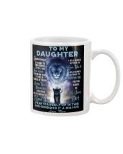 To My Daughter From MOM Mug thumbnail