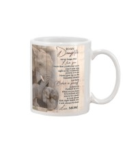 To My Daughter from Mom - Elephant Mug thumbnail