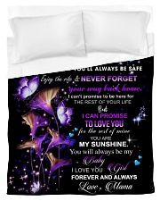 To My Daughter From Mom  - Butterflt -06 Duvet Cover - Twin thumbnail