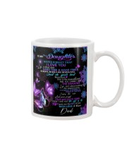 To My Daughter From DAD - Butterfly- 01 Mug thumbnail