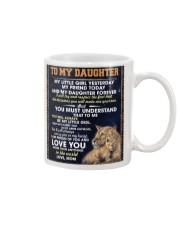 To My Daughter Mug thumbnail