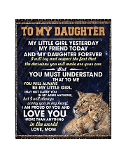 """To My Daughter Quilt 40""""x50"""" - Baby thumbnail"""