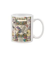 September Girl -Butterfly Mug thumbnail
