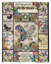 September Girl -Butterfly Comforter - Twin thumbnail