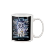 To My Daughter from Dad- Tiger Mug thumbnail