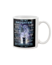 To My Daughter From Mom -Lioness- 01 Mug thumbnail