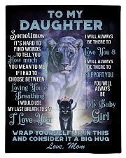To My Daughter From Mom -Lioness- 01 Comforter - Twin thumbnail