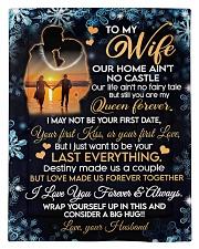 To My Wife 02 Comforter - Twin thumbnail