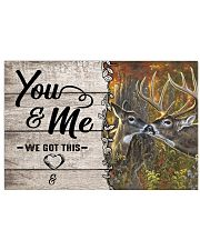 You And Me - Poster  24x16 Poster front