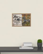 You And Me - Poster  24x16 Poster poster-landscape-24x16-lifestyle-09