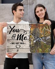 You And Me - Poster  24x16 Poster poster-landscape-24x16-lifestyle-21