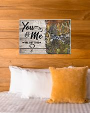 You And Me - Poster  24x16 Poster poster-landscape-24x16-lifestyle-27