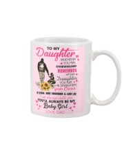 To My Daughter From DAD- Baby girl Mug thumbnail