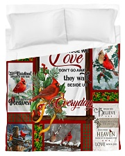 Im Always With You Blanket Duvet Cover - Twin thumbnail