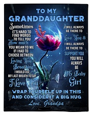 To My Granddaughter from Grandpa -Dragonfly Comforter - Twin thumbnail