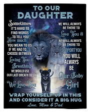To Our Daughter Comforter - Twin thumbnail