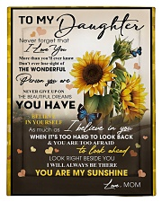 To My Daughter From Mom -05 -Sunflower   Comforter - Twin thumbnail