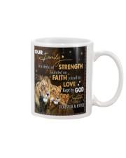 Our Family - Lion  Mug thumbnail