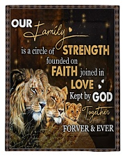 Our Family - Lion  Comforter - Twin thumbnail