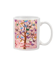 Butterfly Tree - I'm Always with You Mug thumbnail