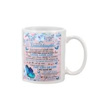 To My Granddaughter From Grandma -Butterfly - 03 Mug thumbnail