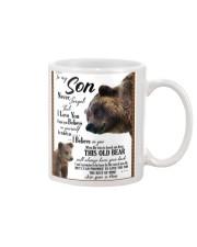 To My Son From Mom - Bear 03 Mug thumbnail