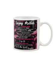 To My Loving Mother from Daughter Mug thumbnail