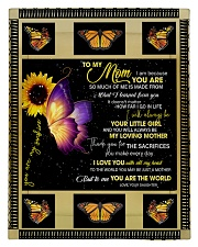 To My Mom from Daughter - Butterfly- 02 Comforter - Twin thumbnail