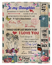 To My Daughter From Mom - Envelope -05 Comforter - Twin thumbnail