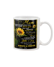 To My Mom from Son - Sunflower 01 Mug thumbnail