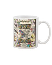 January Girl -Butterfly Mug thumbnail