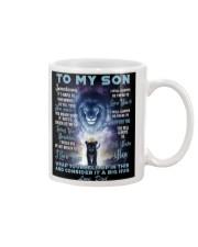 To My Son From Dad Mug thumbnail