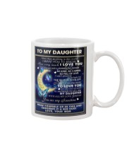 To My Daughter From Mom  - Butterflt -07 Mug thumbnail
