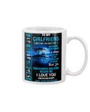 To My Girlfriend - You Are My Life 02 Mug thumbnail
