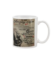 To My Son From DAD - Elephant- 05 Mug thumbnail