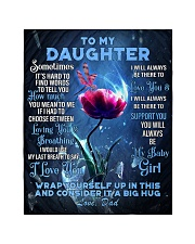 """To My Daughter From DAD -Dragonfly Quilt 40""""x50"""" - Baby thumbnail"""