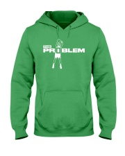 Jayson The Problem Design Hooded Sweatshirt thumbnail