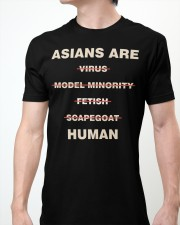 Asians are human Classic T-Shirt apparel-classic-tshirt-lifestyle-front-61