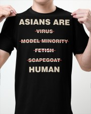 Asians are human Classic T-Shirt apparel-classic-tshirt-lifestyle-front-62