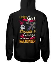 Railroader's Wife Hooded Sweatshirt thumbnail
